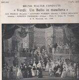 Un Ballo in Maschera (Peerce, Warren,..) - Verdi