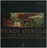 Otello - Verdi / Tullio Serafin, Rome Opera Orch. and Ch.