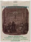 Un Ballo In Maschera - Giuseppe Verdi , Arturo Toscanini , NBC Symphony Orchestra