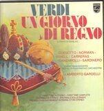UN GIORNO DI REGNO - Verdi/L. Gardelli, Royal Philharmonic Orch., Ambrosian singers, Carreras