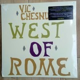 West Of Rome (2lp) - Vic Chesnutt