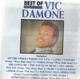The Best Of Vic Damone - Vic Damone