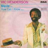 Vic Henderson