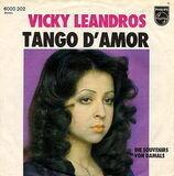 Tango D'Amor / Die Souvenirs Von Damals - Vicky Leandros