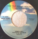 Take Your Memory With You / Sparkle - Vince Gill