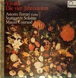 Die vier Jahreszeiten, A. Ferrari, Stuttgarter Solisten, M. Couraud - Vivaldi