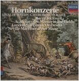 Hornkonzerte (Tuckwell, Marriner) - Vivaldi / Haydn / Cherubini / Mozart