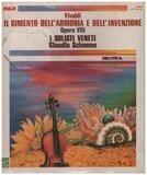 Il Cimento Dell'Armonia e Dell'Invenzione - Vivaldi