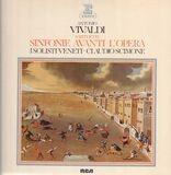 Sinfonie Avanti L'Opera,, I Solisti Veneti, Scimone - Vivaldi
