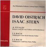 Concerto In A Minor .. (Oistrakh, Stern, Ormandy) - Vivaldi, Bach