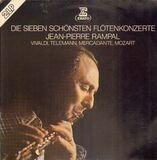 Die sieben schönsten Flötenkonzerte - Vivaldi, Telemann, Mercadante, Mozart