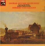 'Aus der neuen Welt' Sinfonie Nr.9 op. 95 * Smetana - Die Moldau - Dvořák, Smetana /  Karajan, Berliner Philharmoniker