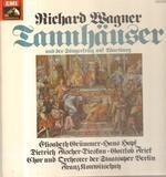 Tannhäuser, Franz Konwitschny, Chor und Orch der Staatsoper Berlin - Wagner