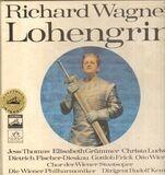 Lohnengrien - Wagner/ Wiener Philharmoniker, R. Kempe, D. Fischer-Dieskau, Otto Wiener, G. Frick a.o.