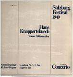 Symphonie Nr.7, E-Dur * Siegfried-Idyll - Wagner, Bruckner/ Wiener Philharmoniker, Hans Knappersbusch