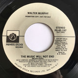 The Music Will Not End - Walter Murphy