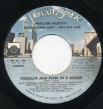 Toccata And Funk In 'D' Minor - Walter Murphy