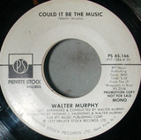 Could It Be The Music - Walter Murphy