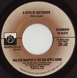 A Fifth Of Beethoven / California Strut - Walter Murphy & The Big Apple Band