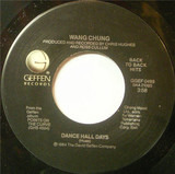 Dance Hall Days / Don't Let Go - Wang Chung