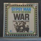 Gypsy Man / Deliver The Word - War