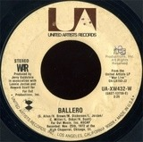 Ballero / Slippin' Into Darkness - War