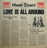 Love Is All Around - War feat. Eric Burdon