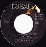 Are You Ready for the Country - Waylon Jennings