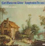 Symphonien Nr.1 und 2 - Turandot (Schönzeler) - Carl Maria von Weber
