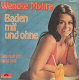 Baden Mit Und Ohne - Wencke Myhre