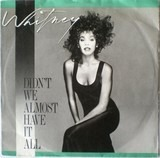 Didn't We Almost Have It All - Whitney Houston