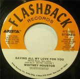 Saving All My Love For You / You Give Good Love - Whitney Houston