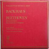 "Piano Concertos Nos. 3 / Piano Concertos Nos. 4 / Piano Concertos Nos. 5 ""Emperor' - Backhaus - Beethoven"