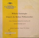 Sinfonie Nr. 4 D-Moll Op. 120  / Manfred-Ouvertüre Op. 115 - Schumann