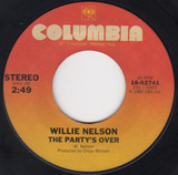 Always On My Mind / The Party's Over - Willie Nelson