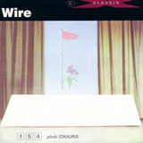 154 Pink Chairs - Wire