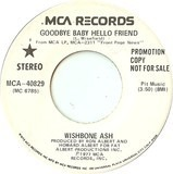 Goodbye Baby Hello Friend - Wishbone Ash