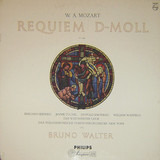 Requiem d-moll KV 626 - Wolfgang Amadeus Mozart - Irmgard Seefried , Jennie Tourel , Leopold Simoneau , William Warfield ,