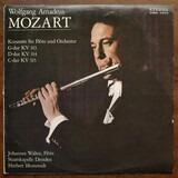 Flötenkonzerte G-dur Kv 313 - D-dur Kv 314 - C-dur Kv 315 - Mozart