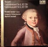 Violinkonzert Nr. 4, KV 218, Violinkonzert Nr. 5, KV 219 - Wolfgang Amadeus Mozart - Michèle Auclair