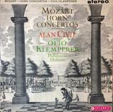 Horn Concertos - Wolfgang Amadeus Mozart , Alan Civil , Otto Klemperer , Philharmonia Orchestra