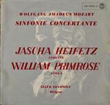 Symphonie Concertante In E-FLat, K.364 - Mozart