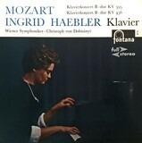 Klavierkonzert B-Dur KV 595, Klavierkonzert B-Dur KV 456 - Mozart/ Ingrid Haebler , Wiener Symphoniker, C. von Dohnányi