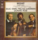 Divertimento For String Trio In E-Flat, K. 563 - Wolfgang Amadeus Mozart , Isaac Stern , Pinchas Zukerman , Leonard Rose