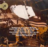 Klarinettenquintette - Mozart / Weber