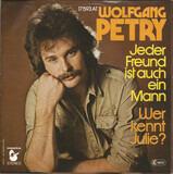 Jeder Freund ist auch ein Mann - Wolfgang Petry