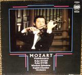 Violinkonzerte · B-dur KV207 · D-dur KV218 - Mozart