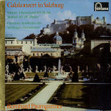 Galakonzert In Salzburg (Bernhard Paumgartner) - Wolfgang Amadeus Mozart