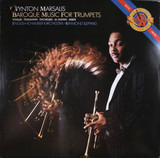 Baroque Music For Trumpets - Wynton Marsalis , Antonio Vivaldi , Georg Philipp Telemann , Johann Pachelbel , Michael Haydn , Hei