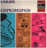 Cugat Caricatures - Xavier Cugat And His Orchestra